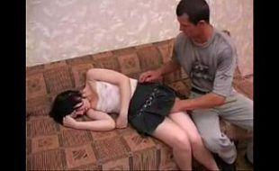 Pornotube com novinha branquinha dormindo na vara