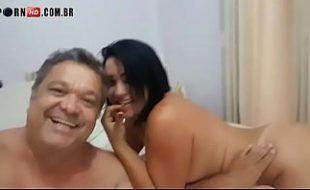 Sexo caseiro com minha cunhada coroa brasileira